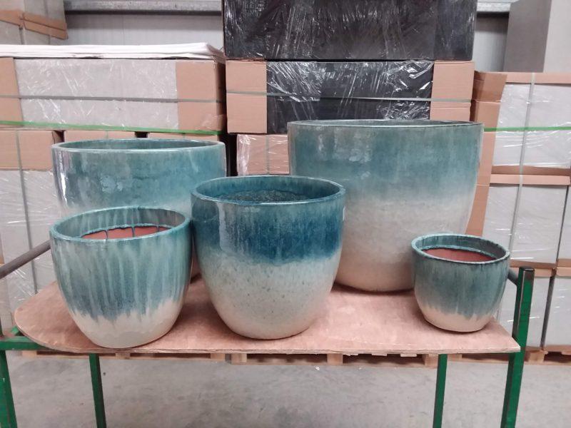 egg pots
