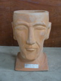 terracotta heads